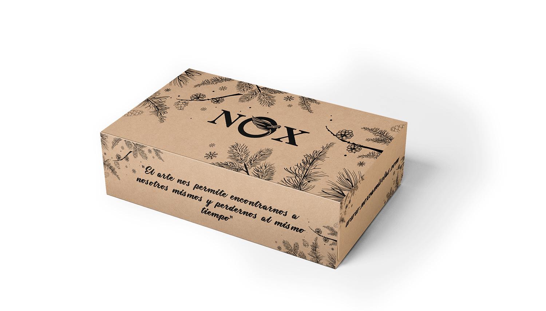 caja nox